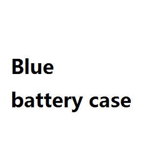 UDI RC U842 U842-1 U842 WIFI U818S U818SW quadcopter spare parts battery case (Blue)