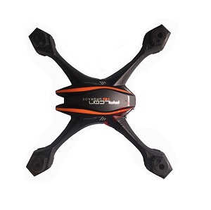 UDI RC U842 U842-1 U842 WIFI U818S U818SW quadcopter spare parts upper cover (Black)
