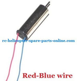 WLtoys WL V202 SCORPION Quadcopter spare parts main motor (Red-Blue wire)