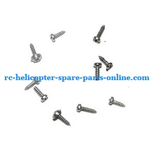 Wltoys WL V262 UFO Quadcopter spare parts screws set