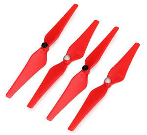 Wltoys WL V393 quadcopter spare parts main blades propellers (Red)
