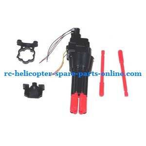 WLtoys WL V398 helicopter spare parts Missile functional components