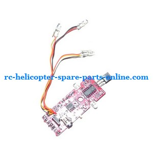 WLtoys WL V398 helicopter spare parts PCB BOARD
