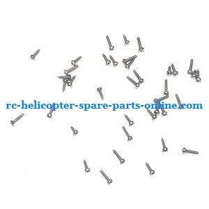 WLtoys WL V398 helicopter spare parts screws set