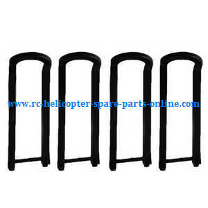 Wltoys WL V656 V666 quadcopter spare parts landing skid support part (4pcs)
