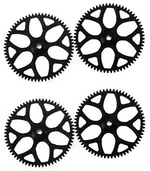 Wltoys WL V911S RC Helicopter spare parts main gear 4pcs