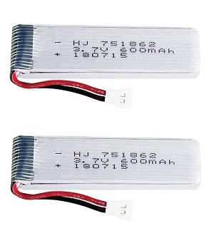 Wltoys WL V911S RC Helicopter spare parts 3.7V 600mAh battery 2pcs