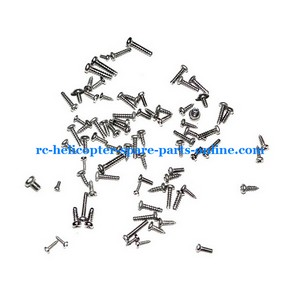 WLTOYS WL V913 helicopter spare parts screws set