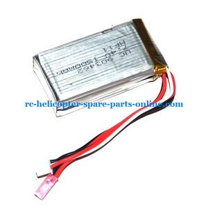 WLTOYS WL V913 helicopter spare parts battery 7.4V 1500MaH