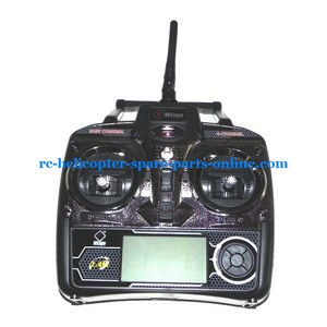 WLTOYS WL V913 helicopter spare parts transmitter