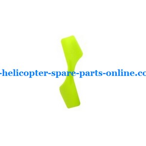 WLTOYS WL V922 helicopter spare parts tail blade green