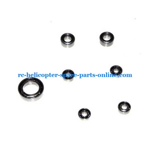 WLTOYS WL V922 helicopter spare parts bearing set 1x big + 2x medium 4x small (set)