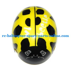 WLtoys WL V939 spare parts head cover (Yellow)