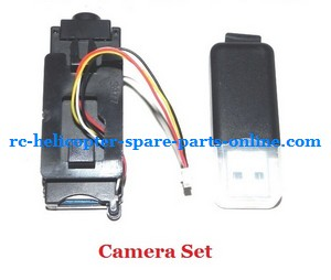 WL V262 quard copter spare parts Camera set