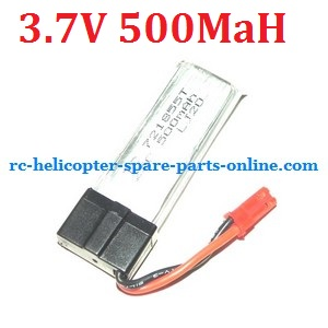 Wltoys WL V222 quard copter spare parts battery 3.7V 500MAH