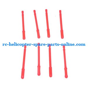 WL V262 quard copter spare parts bullets 8pcs
