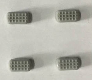 Syma W1 W1pro RC quadcopter spare parts foot mats