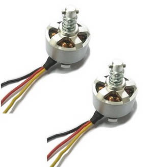 Syma W1 W1pro RC quadcopter spare parts brushless motor (CW+CCW)