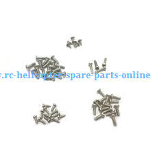 Syma W1 W1pro RC quadcopter spare parts screws