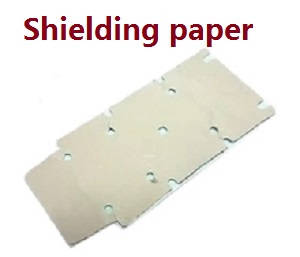 Syma W1 W1pro RC quadcopter spare parts shielding paper
