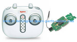 Syma W1 W1pro RC quadcopter spare parts Transmitter + PCB board