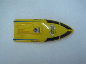 Wltoys WL WL911 RC Speed Boat spare parts Cabin cover (Yellow)