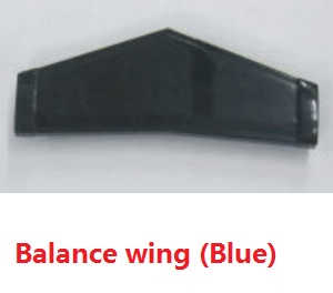 Wltoys WL WL911 RC Speed Boat spare parts Balance wing (Blue)