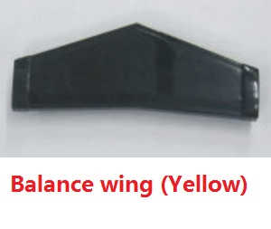 Wltoys WL WL911 RC Speed Boat spare parts Balance wing (Yellow)