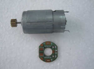 Wltoys WL WL912 RC Speed Boat spare parts main motor