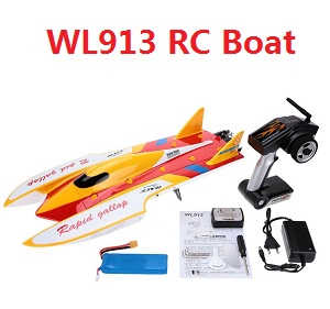 Wltoys WL WL913 RC Speed Boat