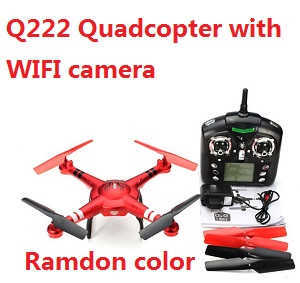 Wltoys WL DQ222-K Q222-K RC quadcopter with WIFI camera