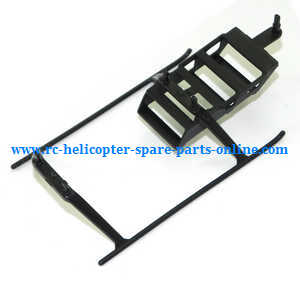 WLtoys WL V966 RC helicopter spare parts undercarriage