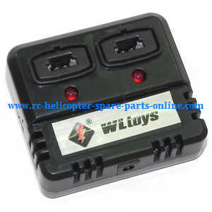 WLtoys WL V966 RC helicopter spare parts balance charger box