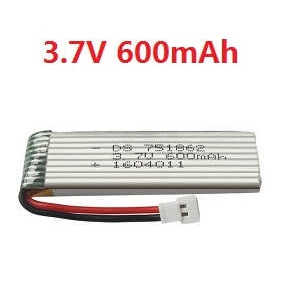 WLtoys WL V966 RC helicopter spare parts battery 3.7V 600mAh