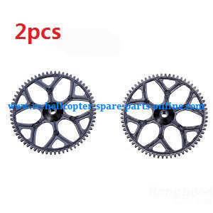 WLtoys WL V966 RC helicopter spare parts main gear 2pcs