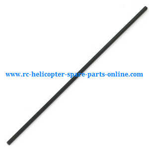 WLtoys WL V966 RC helicopter spare parts tail pipe