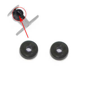 WLtoys WL V966 RC helicopter spare parts The horizontal axis rubber ring