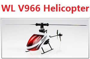 Wltoys WL V966 2.4G 6CH power star RC Helicopter