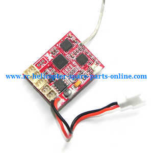 WLtoys WL V966 RC helicopter spare parts receive PCB board