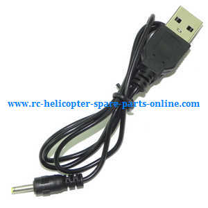 WLtoys WL V977 RC helicopter spare parts USB charger wire