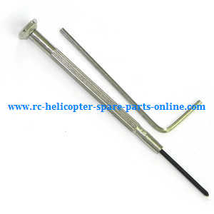 WLtoys WL V977 RC helicopter spare parts tool
