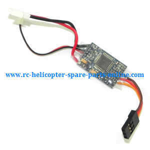 WLtoys WL V977 RC helicopter spare parts ESC board set