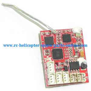 WLtoys WL V977 RC helicopter spare parts receive PCB board