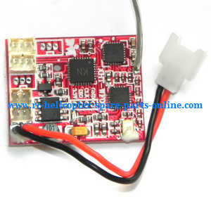 WLtoys WL V988 RC helicopter spare parts receive PCB board