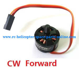 JJRC X1 JJPRO X1G RC quadcopter spare parts brushless motor (CW Forward)