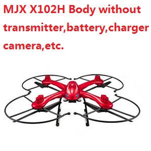 MJX X102H Body without transmitter,battery,charger,camera,etc.
