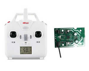 MJX X102H RC quadcopter spare parts transmitter + PCB board