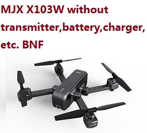MJX X103W body without transmitter,battery,charger,etc. BNF
