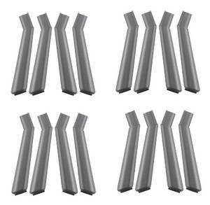 MJX X104G RC Quadcopter spare parts undercarriage 4sets