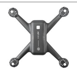 MJX X104G RC Quadcopter spare parts upper cover